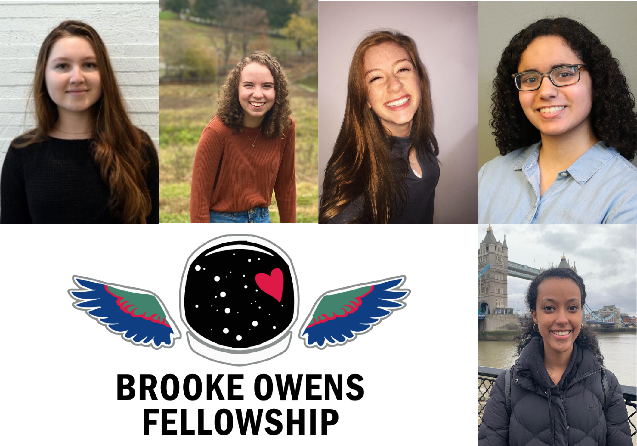 Brooke Owens Fellowship Winners