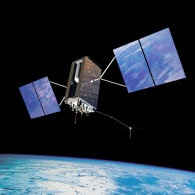 GPS-III, the new generation of GPS satellites