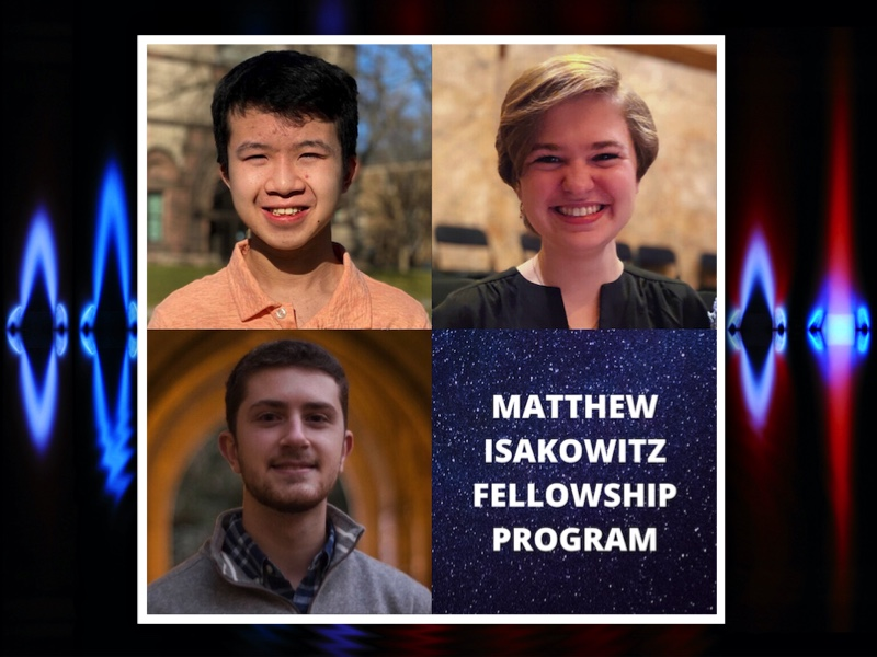 MATTHEW ISAKOWITZ FELLOWSHIP PROGRAM