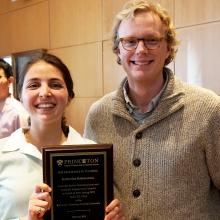 Katherine Kokmanian teaching award